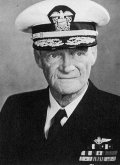 Vice Admiral Marc A. Mitscher - Commander Task Force 38